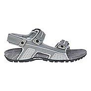 Mens Merrell Sandspur Oak Sandals Shoe - Grey 11