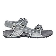 Mens Merrell Sandspur Oak Sandals Shoe - Grey 9