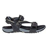 Mens Merrell Terrant Convertible Sandals Shoe - Black 12