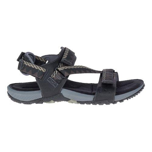 Mens Merrell Terrant Convertible Sandals Shoe - Black 9