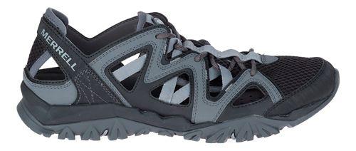 Mens Merrell Tetrex Crest Wrap Hiking Shoe - Black 7