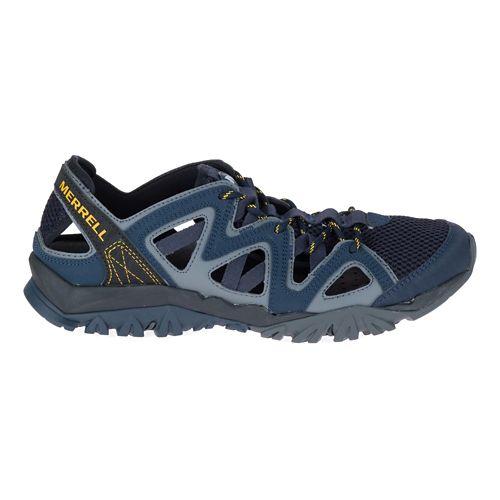 Mens Merrell Tetrex Crest Wrap Hiking Shoe - Navy 7.5