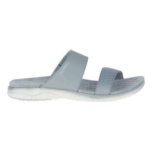 Womens Merrell 1six8 Linna Slide AC+ Sandals Shoe - Black 9