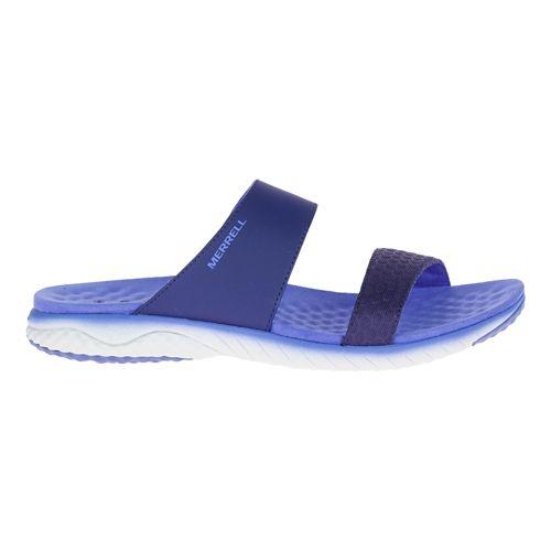 Womens Merrell 1six8 Linna Slide AC+ Sandals Shoe - Astral Aura 7