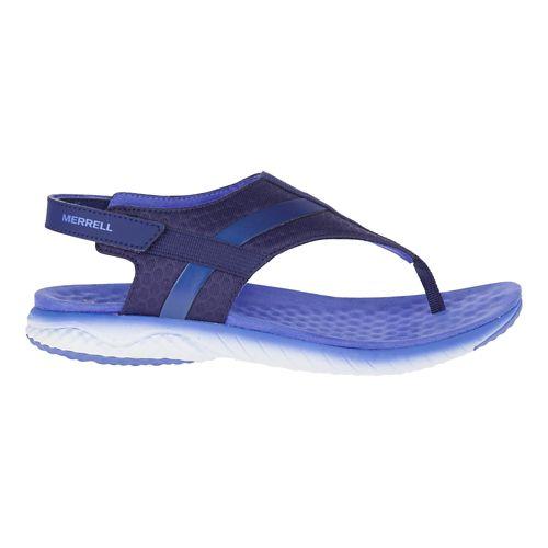 Womens Merrell 1six8 Linna Strap AC+ Sandals Shoe - Astral Aura 7