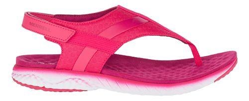 Womens Merrell 1six8 Linna Strap AC+ Sandals Shoe - Azalea 10