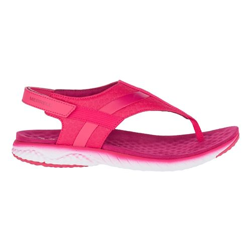 Womens Merrell 1six8 Linna Strap AC+ Sandals Shoe - Azalea 6