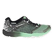 Womens Merrell All Out Crush 2 Trail Running Shoe - Black Ash 6