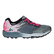 Womens Merrell All Out Crush 2 Trail Running Shoe - Slate 11