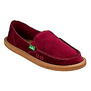 Womens Sanuk Donna Velvet Casual Shoe