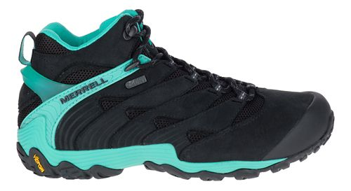 Womens Merrell Chameleon 7 Mid Waterproof Hiking Shoe - Ice 7