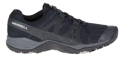 Womens Merrell Siren Hex Q2 E-Mesh Hiking Shoe - Super Black 6.5