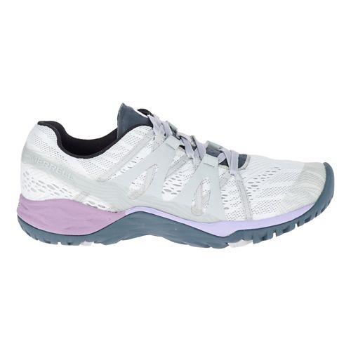 Womens Merrell Siren Hex Q2 E-Mesh Hiking Shoe - Vapor 11