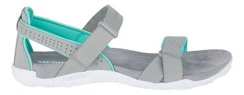 Womens Merrell Terran Ari Backstrap Sandals Shoe - Paloma 10
