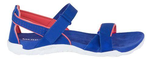 Womens Merrell Terran Ari Backstrap Sandals Shoe - Sodalite 9