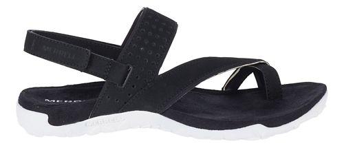 Womens Merrell Terran Ari Convert Sandals Shoe - Black 10
