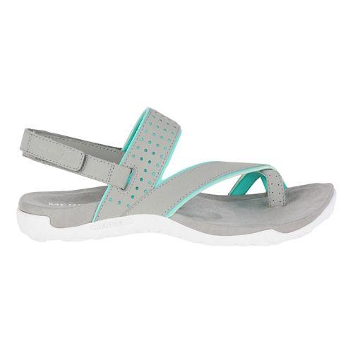 Womens Merrell Terran Ari Convert Sandals Shoe - Paloma 11