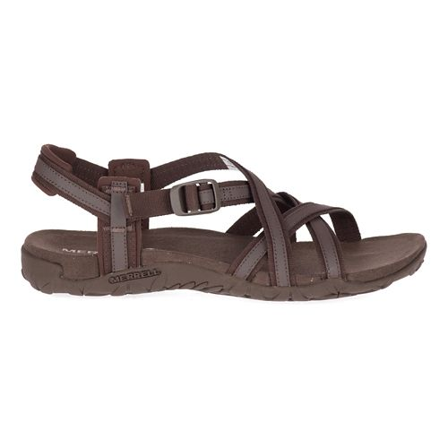 Womens Merrell Terran Ari Lattice Sandals Shoe - Bracken 8