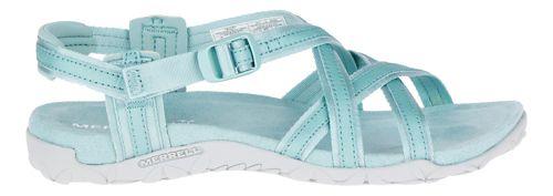Womens Merrell Terran Ari Lattice Sandals Shoe - Aquifer 10