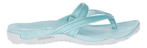 Womens Merrell Terran Ari Post Sandals Shoe - Aquifer 9
