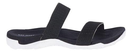 Womens Merrell Terran Ari Slide Sandals Shoe - Black 9