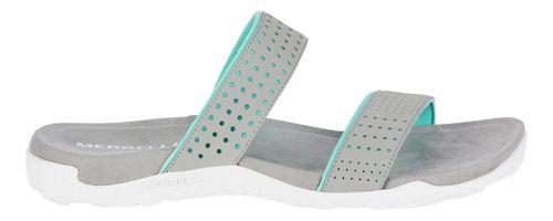 Womens Merrell Terran Ari Slide Sandals Shoe - Paloma 9