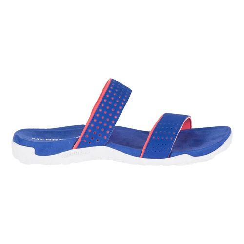 Womens Merrell Terran Ari Slide Sandals Shoe - Sodalite 10