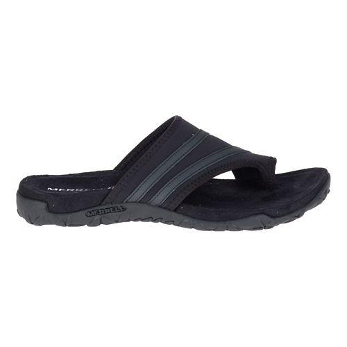 Womens Merrell Terran Ari Wrap Sandals Shoe - Black 7