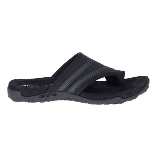 Womens Merrell Terran Ari Wrap Sandals Shoe - Black 9