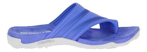 Womens Merrell Terran Ari Wrap Sandals Shoe - Baja Blue 6