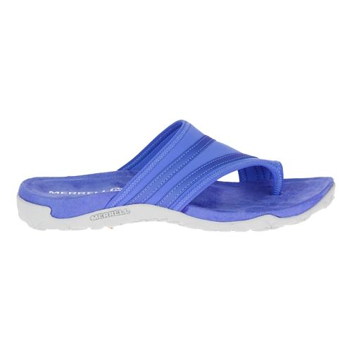 Womens Merrell Terran Ari Wrap Sandals Shoe - Baja Blue 11