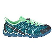 Womens Merrell Tetrex Hiking Shoe - Legion Blue 8.5