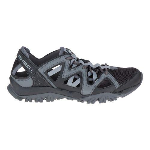 Womens Merrell Tetrex Crest Wrap Hiking Shoe - Black 7