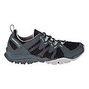 Womens Merrell Tetrex Rapid Crest Hiking Shoe - Black 10.5