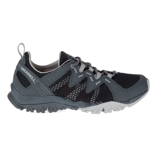 Womens Merrell Tetrex Rapid Crest Hiking Shoe - Black 9.5