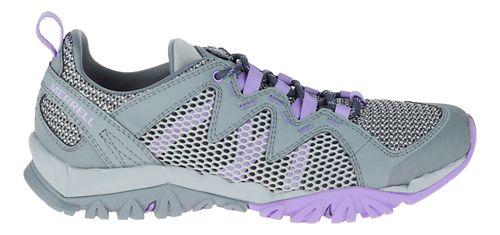 Womens Merrell Tetrex Rapid Crest Hiking Shoe - Purple Rose 7.5