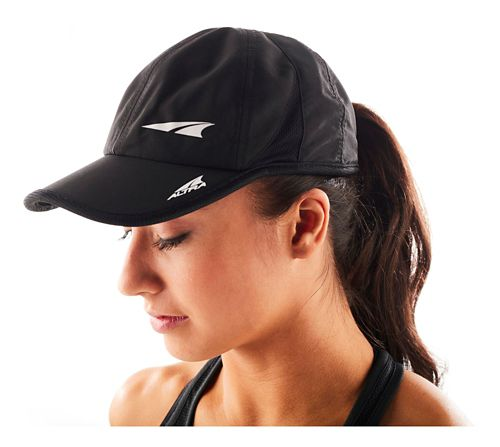 Altra Tech Hat Headwear - Black