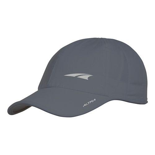 Altra Tech Hat Headwear - Dark Grey