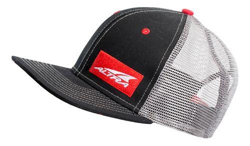 Altra Trucker Hat Headwear - Black
