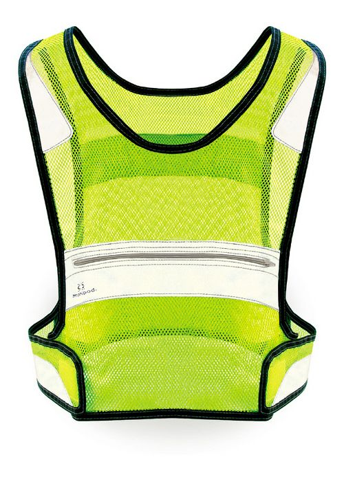 Amphipod Full Visibility Reflective Vest Safety - Hi-Viz S/M