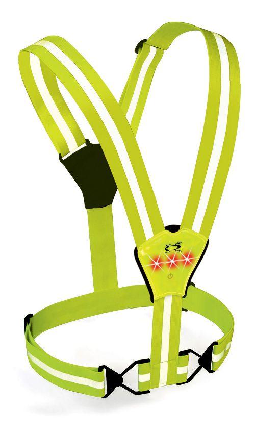 Amphipod Xinglet Strobe Plus Vest Safety - Hi-Viz