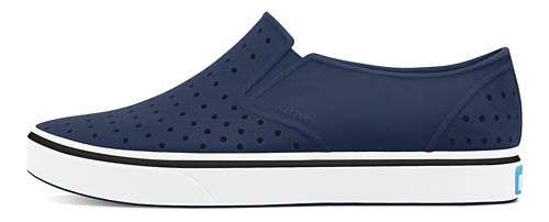 Kids Native Miles Casual Shoe - Navy/White 11C