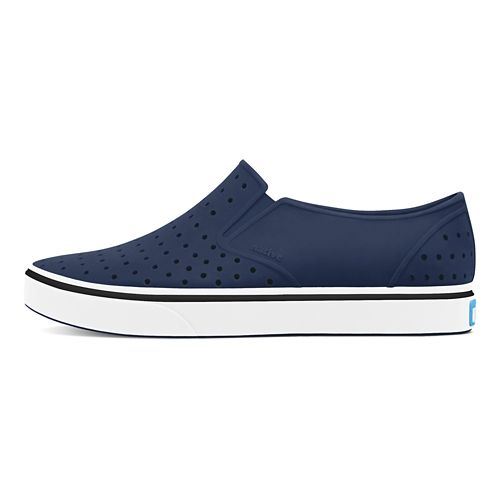 Kids Native Miles Casual Shoe - Navy/White 10C