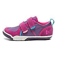 Kids Plae Ty Casual Shoe - Fuchsia/Purple 8C