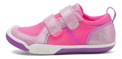 Kids Plae Ty Casual Shoe - Pink Dewberry 6C