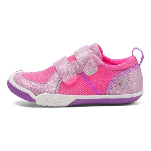 Kids Plae Ty Casual Shoe - Pink Dewberry 13C