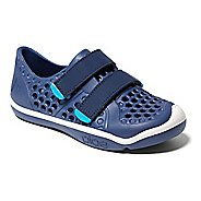 Kids Plae Mimo Casual Shoe - Blue 9C