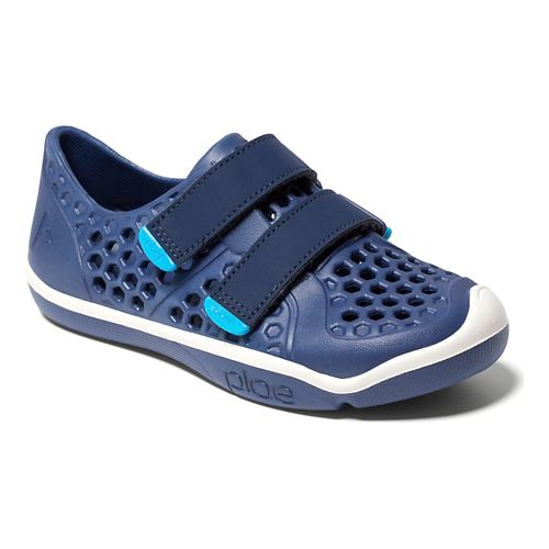 Kids Plae Mimo Casual Shoe - Blue 13C