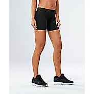 """Womens 2XU Fitness 4"""" Compression & Fitted Shorts"""
