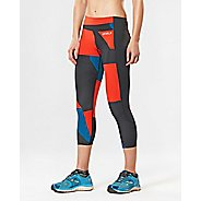 Womens 2XU Fitness 7/8 with Storage Compression Tights